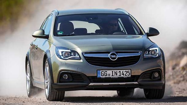 Opel Insignia Country Tourer (Quelle: Hersteller)