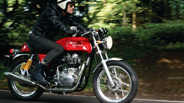 Royal Enfield Continental GT: Neuauflage des Café Racers. Royal Enfield Continental GT (Quelle: Hersteller)
