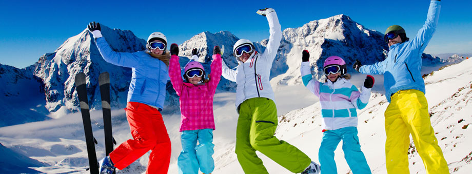 Skiurlaub (Quelle: Thinkstock by Getty-Images)