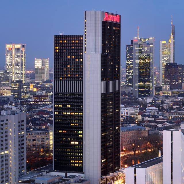 Hotels Nahe Marriott Frankfurt