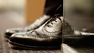 Brogues: Herrenschuhe mit Tradition