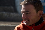 "Ueli Steck im Film ""High Tension"" über die Schlägerei am Everest. (Quelle: Reel Rock-Tour)"
