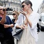 Miranda Kerr in Paris (Quelle: WENN)