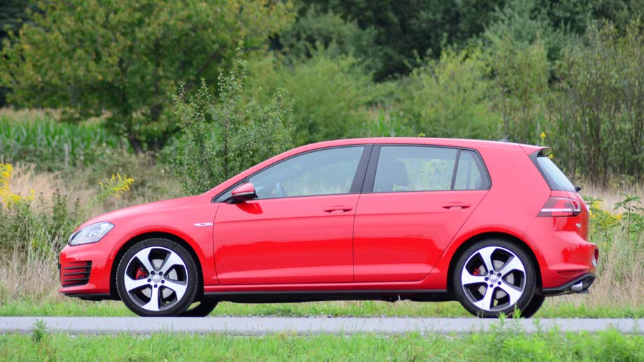 VW Golf 7 GTI (Quelle: t-online.de)