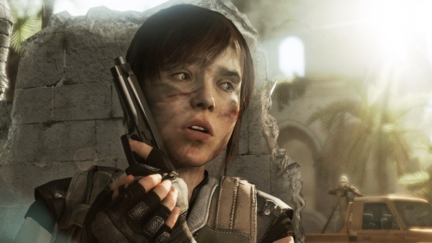 """Beyond: Two Souls"" im Test: Großes PS3-Kino, kleines Gameplay. Beyond: Two Souls Action-Adventure von Quantic Dream für PS3 (Quelle: Quantic Dream)"