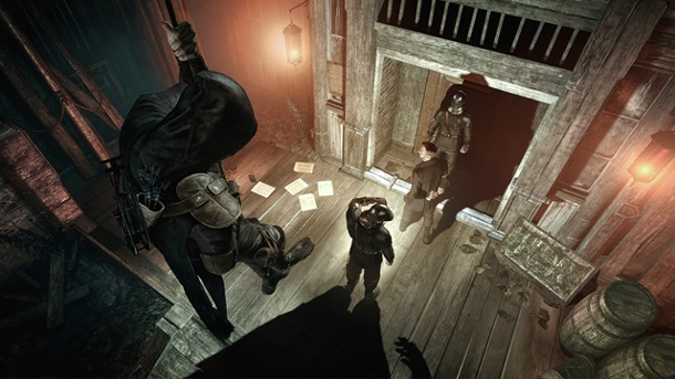 Thief: Systemanforderungen der PC-Version bekannt. Thief (Quelle: Square Enix)