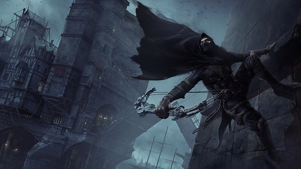 "Neues Video zu Thief: ""Die Königin der Bettler"". Thief (Quelle: Square Enix)"