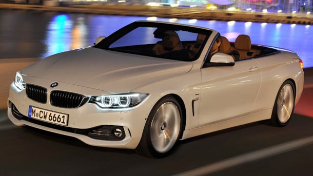 bmw 4er cabrio bilder und infos zum 3er nachfolger. Black Bedroom Furniture Sets. Home Design Ideas
