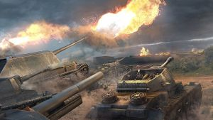 World of Tanks MMOG-Actionspiel von Wargaming.net für Xbox 360