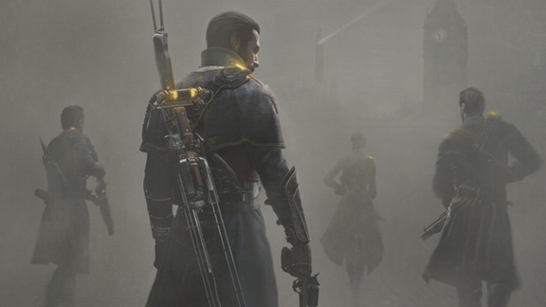 Preview zum Action-Adventure  The Order 1886. The Order: 1866 Third-Person-Shooter für die PS4 von Ready at Dawn  (Quelle: Sony)