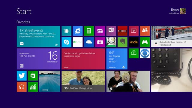 Windows 8.1 zum Download: Microsoft bringt den Start-Button zurück