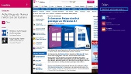 Leseliste-App von Windows 8.1 in Aktion (Quelle: t-online.de)