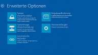 Boot-Manager von Windows 8: Erweiterte Optionen  (Quelle: t-online.de)