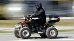 Quads: Studie und Crashtests belegen hohes Unfallrisiko