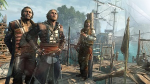 """Assassin's Creed 4: Black Flag"" im Test: Schöne, neue Piratenwelt"