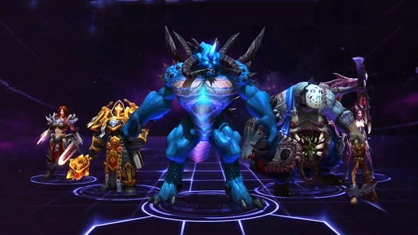 Heroes of the Storm: Infos und Trailer zum Blizzard-Dota. Heroes of the Storm (Quelle: Blizzard Entertainment)