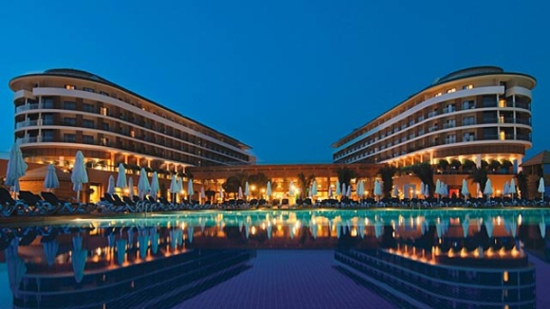 "Tripadvisor.de: Europas beste All-inclusive-Hotels. Das ""Voyage Belek Golf & Spa"" in Belek in der Türkei ist das beste All-inclusive-Resort Europas (Quelle: Voyage Belek Golf & Spa)"