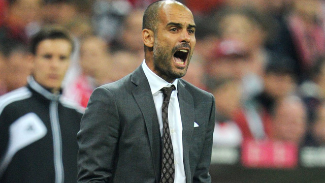 fc bayern m nchen pep guardiola droht maulwurf mit rauswurf. Black Bedroom Furniture Sets. Home Design Ideas