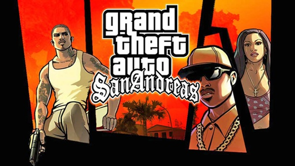 GTA San Andreas auf dem iPhone: Rockstar Games startet mit iOS-Version. GTA: San Andreas Actionspiel von Rockstar Games (Quelle: Rockstar Games)