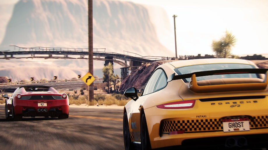 Need for Speed: Rivals Arcade-Rennspiel für PC, PS3, PS4, Xbox 360 und Xbox One von EA (Quelle: Electronic Arts)