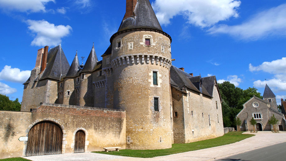 Chateau von Fougeres (Quelle: imago/Panoramic)