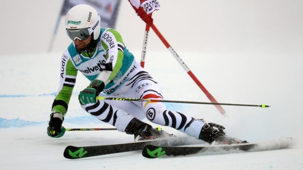 Riesenslalom: Felix Neureuther löst das Olympia-Ticket. Felix Neureuther ist bester Deutscher beim Riesenslalom in Beaver Creek. (Quelle: dpa)