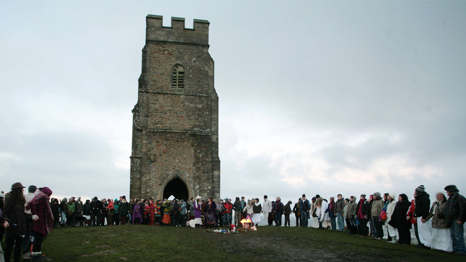 Glastonbury Tor (Quelle: imago/iImages)