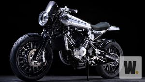 Brough Superior SS100: Nackter Luxus in futuristischem Design