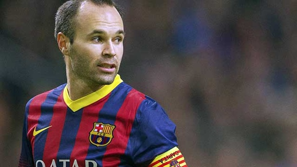fc barcelona verl ngert mit andres iniesta tolles. Black Bedroom Furniture Sets. Home Design Ideas