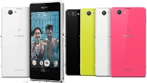 Sony Xperia Z1 Compact (Quelle: Hersteller)