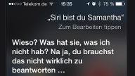 Apple Siri (Quelle: t-online.de)