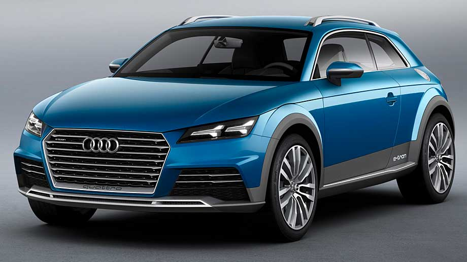 Audi Allroad Shooting Brake (Quelle: Hersteller)