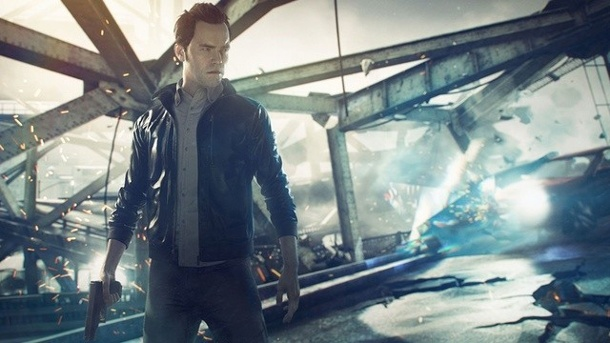 """Quantum Break"" für Xbox One: Die Zeit ins Stottern bringen. Quantum Break Action-Adventure von Remedy Entertainment für Xbox One (Quelle: Microsoft)"