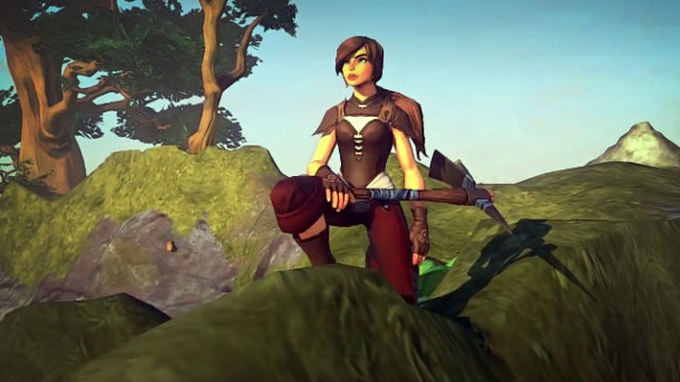 Everquest Next statt Vanguard: Sony räumt im MMOG-Portfolio auf. Everquest Next MMORPG von Sony Online Entertainment für PC und PS4 (Quelle: Sony Online Entertainment)