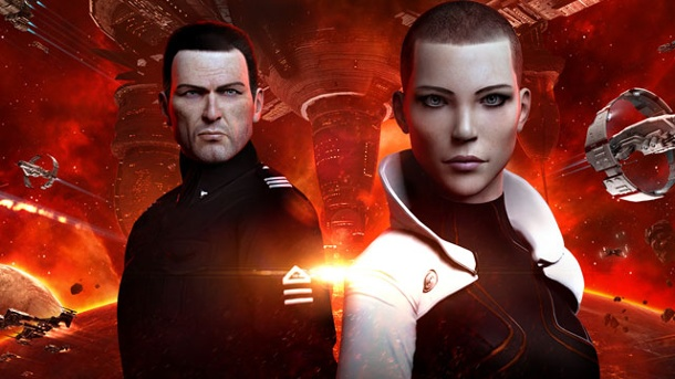 Eve Online: Neue Alpha-Accounts erlauben Free-to-Play-Gaming. Eve Online (Quelle: CCP)
