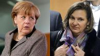 U.S. diplomat Victoria Nuland (right) is coming under fire.