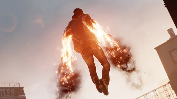 Infamous: Second Son - Patch mit neuen Features in Arbeit. Infamous: Second Son (Quelle: Sony)