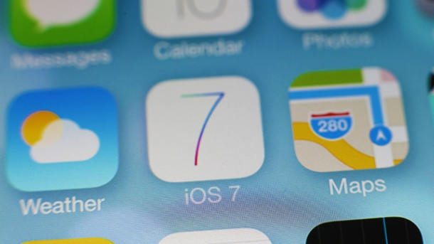 Apple iOS 7.1 steht in den Startlöchern. Apple iOS 7 (Quelle: imago/Philipp Szyza)