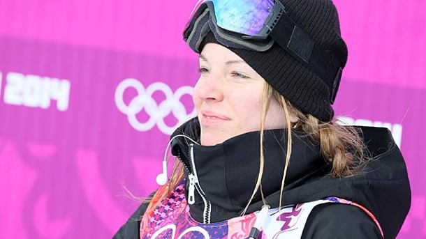 Olympia 2014: Zimmermann verpasst Slopestyle-Finale - Howell überragt. Ging zu hohes Risiko: Lisa Zimmermann verpasst das Slopestyle-Finale. (Quelle: dpa)