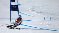 . Riesenslalom in Sotschi (Quelle: dpa)