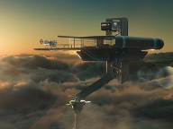 "Science-Fiction und Endzeitfilme: ""Oblivion"" (Quelle: Universal)"