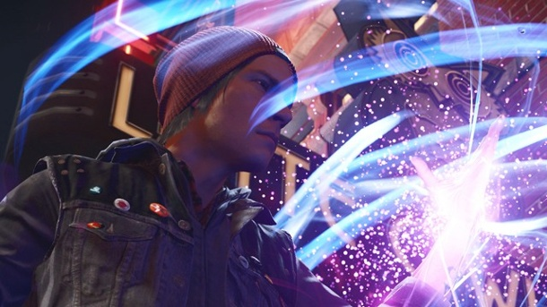 Preview zum Actionspiel Infamous: Second Son von Sucker Punch füre die PS4. Infamous: Second Son Action-Adventure von Sucker Punch für PS4 (Quelle: Sony)
