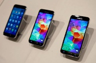 Samsung Galaxy S5 Fingerabdruck-Sensor (Quelle: Reuters)