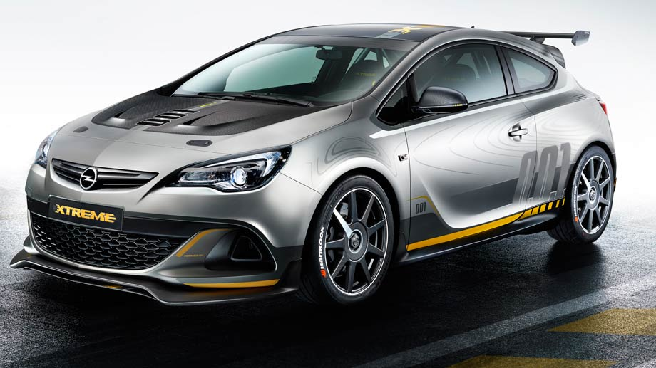 Opel Astra OPC Extreme (Quelle: Hersteller)