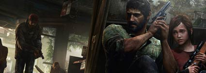 The Last of Us Action-Adventure von Naughty Dog für die PS3 (Quelle: Sony)