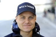 Valtteri Bottas' Williams trägt die Nummer 77. Der Grund: Val77teri Bo77as. (Quelle: imago/HochZwei)