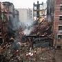 Schwere Gasexplosion in New York (Quelle: Reuters)