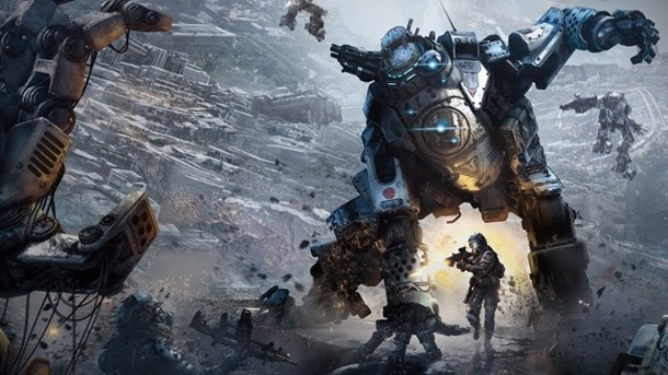 Titanfall im Test: Krieg mit Robotern spielen. Titanfall Ego-Shooter von Respawn Entertainment für Xbox One und Xbox 360 (Quelle: Electronic Arts)