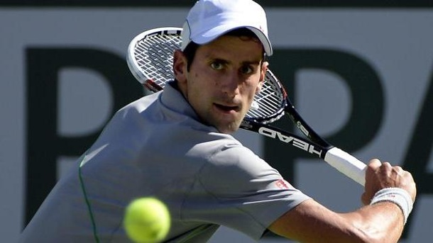 Djokovic locker ins Halbfinale von Indian Wells. Novak Djokovic hat im Eiltempo Julien Benneteau besiegt.