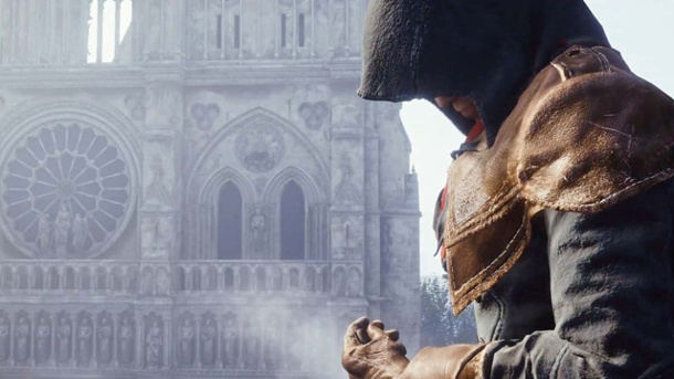 "Assassin's Creed-Film: Michael Fassbender durch die ""Matrix"" inspiriert. Assassin's Creed: Unity Action-Adventure von Ubisoft für PC, PS4 und Xbox OneUnity (Quelle: Ubisoft)"